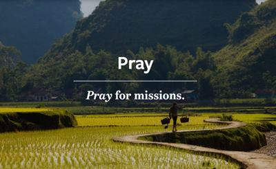 photo for Pray for Missions